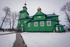 kyrkliga ortodoxa poland Arkivfoton