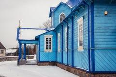 kyrkliga ortodoxa poland Arkivfoto