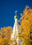 kyrkliga ortodoxa russia Arkivfoton