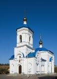 kyrkliga ortodoxa russia Royaltyfri Foto