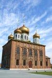 kyrkliga ortodoxa russia tula Arkivbild