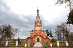 kyrkliga ortodoxa ukraine Royaltyfri Bild