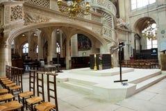 kyrkliga paris Arkivbild