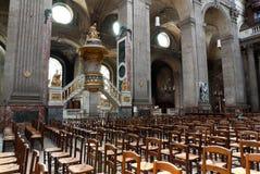 kyrkliga paris Arkivfoto