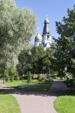 kyrkliga paul peter saints Sestroretsk Ryssland Arkivbilder