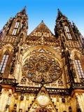 kyrkliga prague Royaltyfri Bild