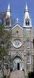 kyrkliga quebec Royaltyfria Foton