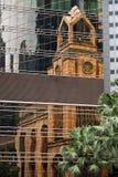 kyrkliga reflexioner Arkivfoton