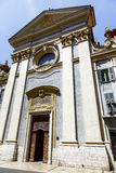 Kyrkliga Sainte-Francois de Paule Royaltyfria Bilder
