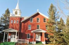 Kyrkliga Sainte Marie Mediatrice Royaltyfria Foton