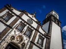 kyrkliga San Sebastian Arkivbild