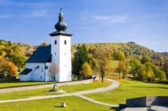 kyrkliga slovakia royaltyfri foto