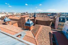 Kyrkliga St Jerome i Toulouse, Frankrike Arkivbilder
