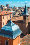 Kyrkliga St Jerome i Toulouse, Frankrike Royaltyfri Fotografi