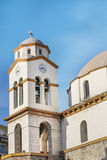 Kyrkliga St Nicholas i Kavala, Grekland Royaltyfri Foto