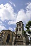 Kyrkliga St Peter i Montmartre i Paris Royaltyfria Foton