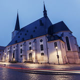 Kyrkliga St Peter och Paul i Weimar Fotografering för Bildbyråer