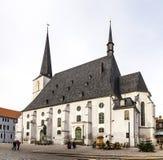 Kyrkliga St Peter och Paul Weimar Thüringen Fotografering för Bildbyråer