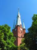 kyrkliga stockholm Fotografering för Bildbyråer