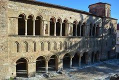 Kyrkliga StSophia i Ohrid royaltyfri bild