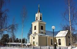 kyrkliga sweden Arkivfoto