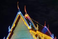 Kyrkliga takljus Royaltyfri Bild