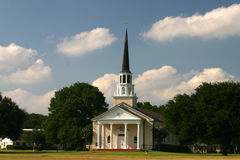 kyrkliga texas royaltyfria foton