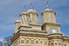kyrkliga torn Royaltyfria Foton