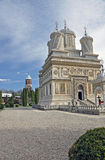 kyrkliga torn Arkivfoton