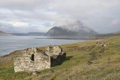 kyrkliga viking royaltyfri fotografi