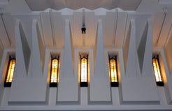 Kyrkliga Windows Arkivbilder