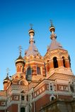 kyrkligt östligt ortodoxt Royaltyfria Bilder