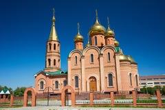kyrkligt östligt ortodoxt Arkivbild