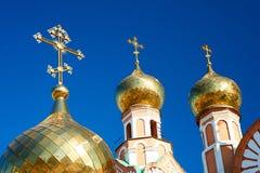 kyrkligt östligt ortodoxt Royaltyfria Foton