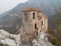 kyrkligt berg Arkivbilder