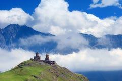 kyrkligt berg Royaltyfri Bild