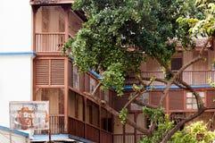 Kyrkligt beskickninghus Grant Road, Mumbai royaltyfri fotografi