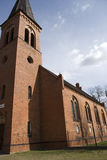 kyrkligt evangelikalt gotiskt gammalt royaltyfri bild