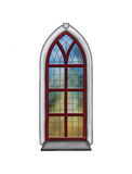 kyrkligt fönster Royaltyfri Fotografi
