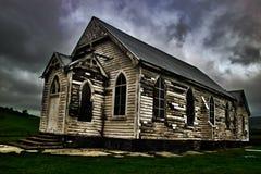 kyrkligt gammalt Royaltyfri Foto