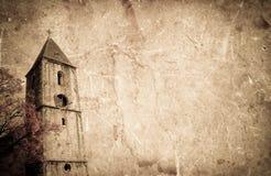 kyrkligt gammalt Arkivbilder