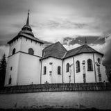 kyrkligt gammalt Arkivbild