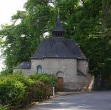kyrkligt gammalt germany Fotografering för Bildbyråer