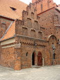 kyrkligt gotiskt Royaltyfri Bild