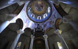kyrkligt grekiskt ortodoxt royaltyfria bilder