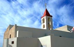 kyrkligt grekiskt ortodoxt för tunnland royaltyfria foton