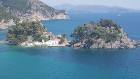 kyrkligt hav Royaltyfria Bilder