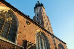 kyrkligt historiskt Arkivfoton