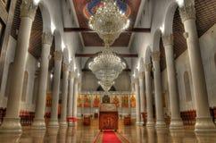 kyrkligt inomhus royaltyfri fotografi