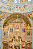 kyrkligt inre ortodoxt Arkivbilder